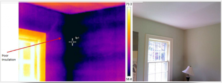 Why Have an Infrared Inspection Before a Major Home Remodel?