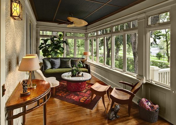 Sunroom Additions Are Great in All Four Seasons, Even Winter