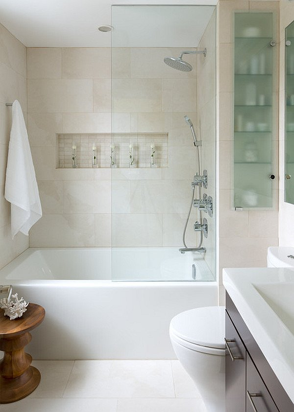 Design Options That Make a Small Bathroom Feel Bigger