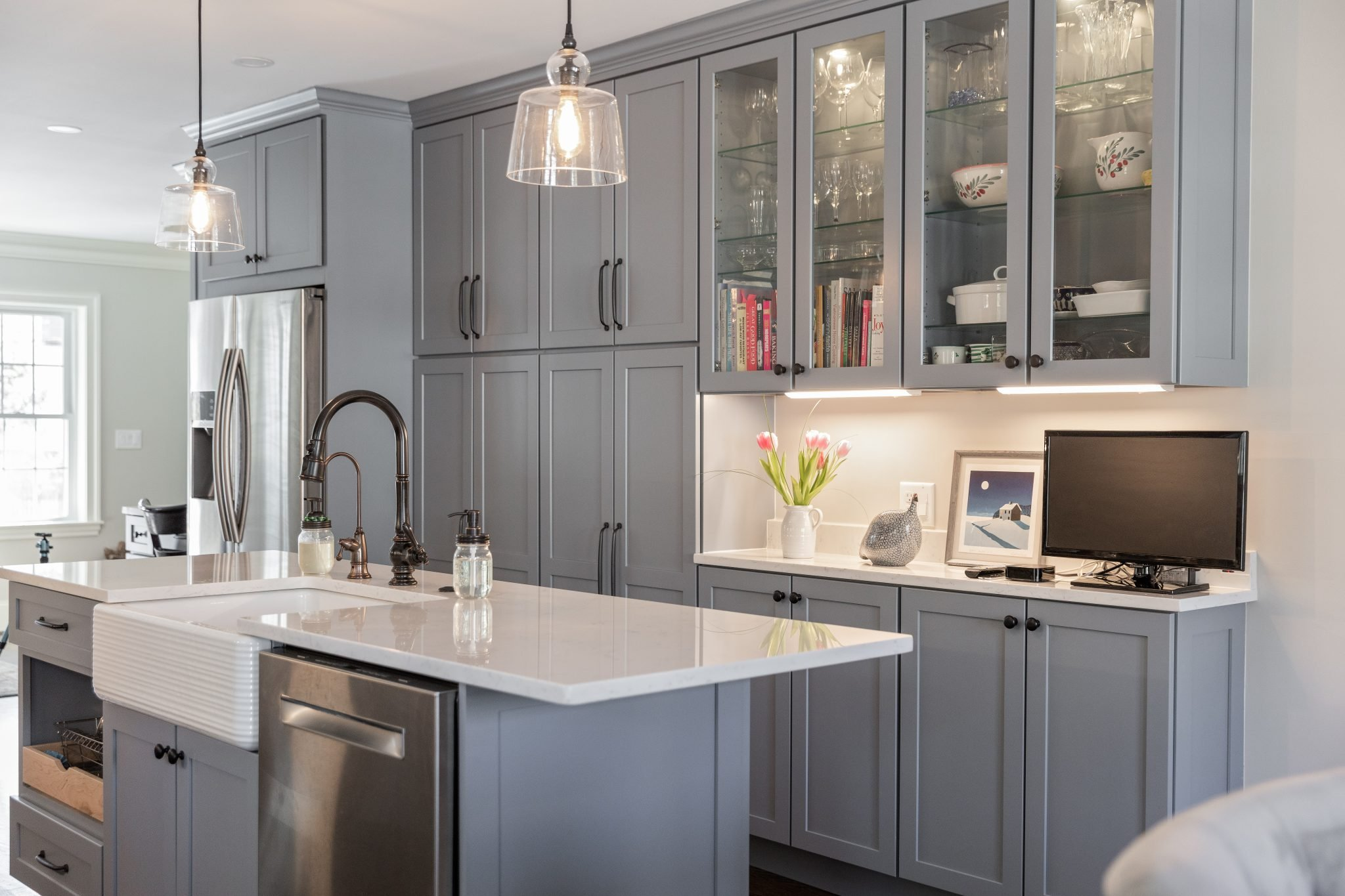 4 Custom Cabinet Storage Ideas For Your Kitchen
